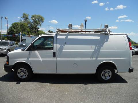 2010 Chevrolet Express Cargo for sale at All Cars and Trucks in Buena NJ