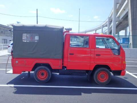 1995 Toyota Hiace Fire Truck  for sale at JDM Car & Motorcycle LLC in Seattle WA