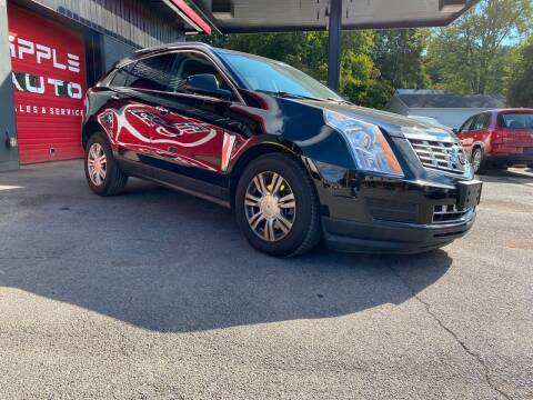 2016 Cadillac SRX for sale at Apple Auto Sales Inc in Camillus NY