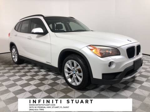 2013 BMW X1 for sale at Infiniti Stuart in Stuart FL