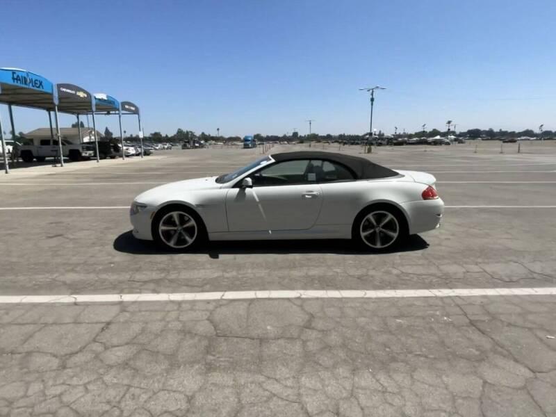 2010 BMW 6 Series for sale at AL BASIT ENTERPRISES INC in Riverside CA