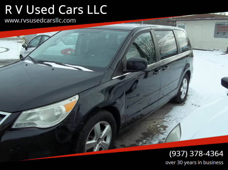2010 Volkswagen Routan for sale at R V Used Cars LLC in Georgetown OH