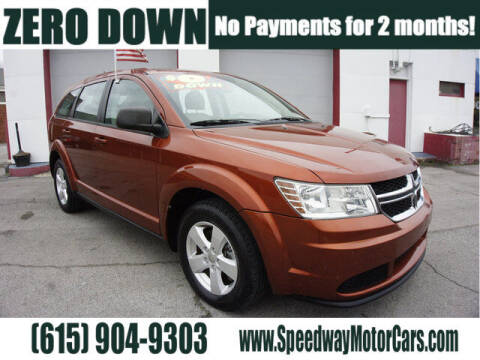 2013 Dodge Journey for sale at Speedway Motors in Murfreesboro TN