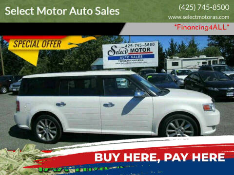 2009 Ford Flex for sale at Select Motor Auto Sales in Lynnwood WA