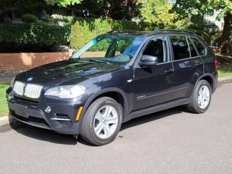 2012 BMW X5 for sale at JB Motorsports LLC in Portland OR