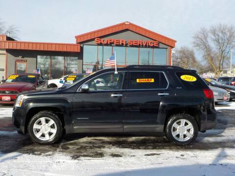 2013 GMC Terrain for sale at Super Service Used Cars in Milwaukee WI
