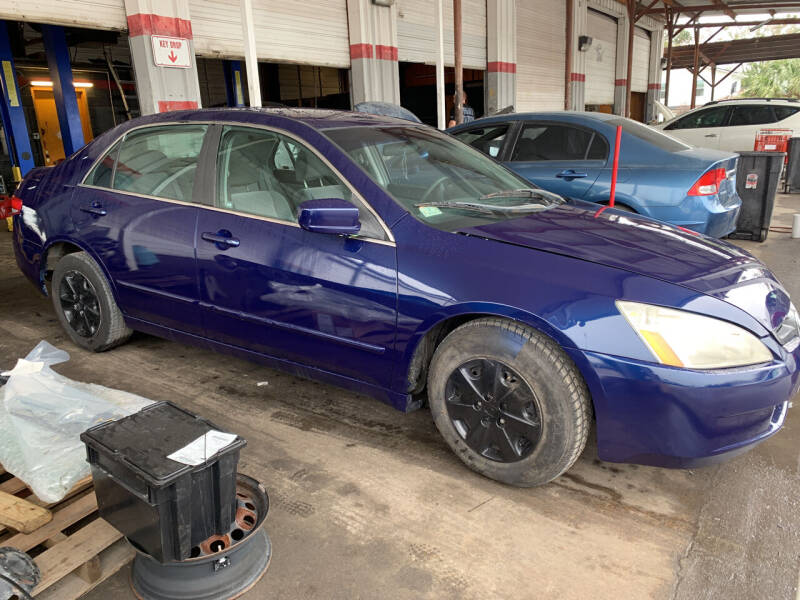 2003 Honda Accord for sale at Auto Brokers of Jacksonville in Jacksonville FL