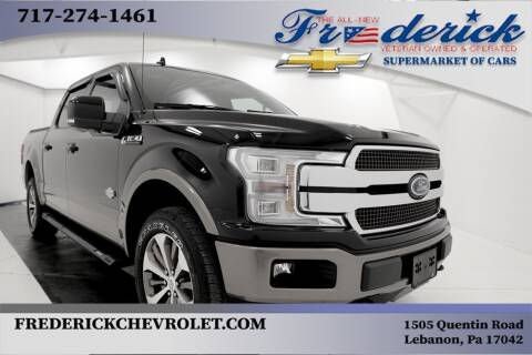 2018 Ford F-150 for sale at Lancaster Pre-Owned in Lancaster PA