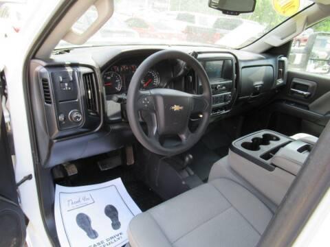 2016 Chevrolet Silverado 3500HD for sale at Aztec Motors in Des Moines IA