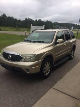 2004 Buick Rainier for sale at Anderson Wholesale Auto in Warrenville SC