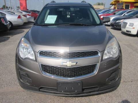 2011 Chevrolet Equinox for sale at T & D Motor Company in Bethany OK