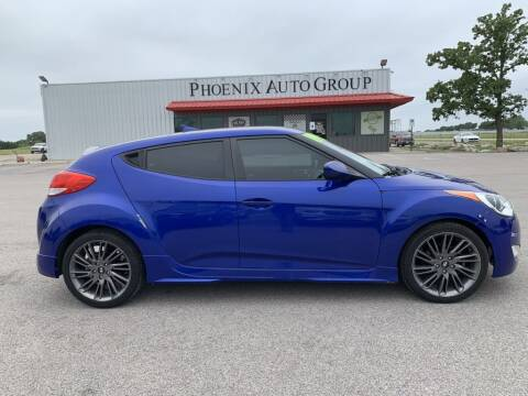 2013 Hyundai Veloster for sale at PHOENIX AUTO GROUP in Belton TX
