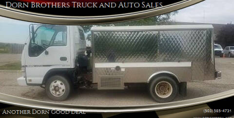 2006 Isuzu NPR CATERING TRUCK for sale at Dorn Brothers Truck and Auto Sales in Salem OR