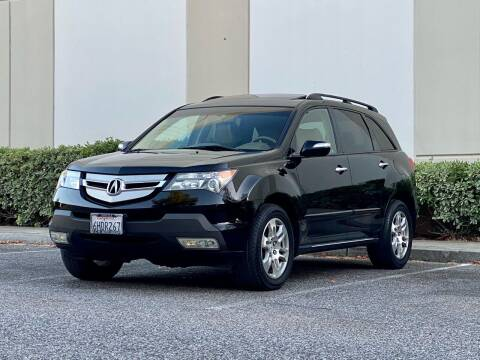 2009 Acura MDX for sale at Carfornia in San Jose CA