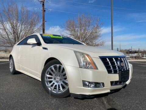 2012 Cadillac CTS for sale at UNITED Automotive in Denver CO