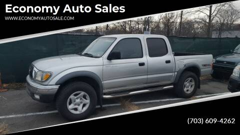2003 Toyota Tacoma for sale at Economy Auto Sales in Dumfries VA
