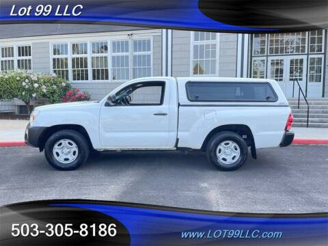 2014 Toyota Tacoma for sale at LOT 99 LLC in Milwaukie OR