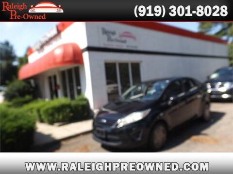 2012 Ford Fiesta for sale at Raleigh Pre-Owned in Raleigh NC