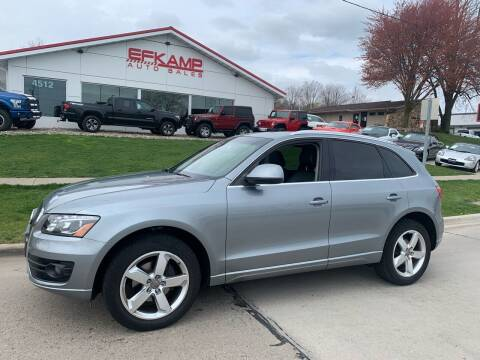 2011 Audi Q5 for sale at Efkamp Auto Sales LLC in Des Moines IA