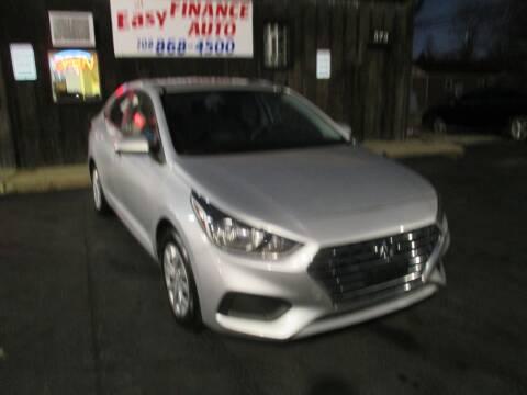 2020 Hyundai Accent for sale at EZ Finance Auto in Calumet City IL