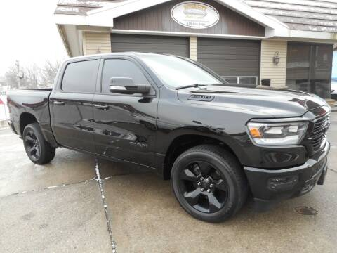 2019 RAM Ram Pickup 1500 for sale at River City Auto Center LLC in Chester IL