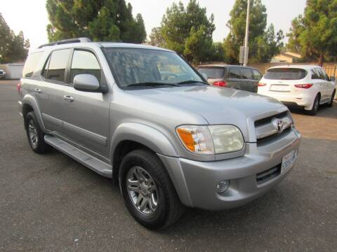 2007 Toyota Sequoia for sale at Auto Land in Newark CA