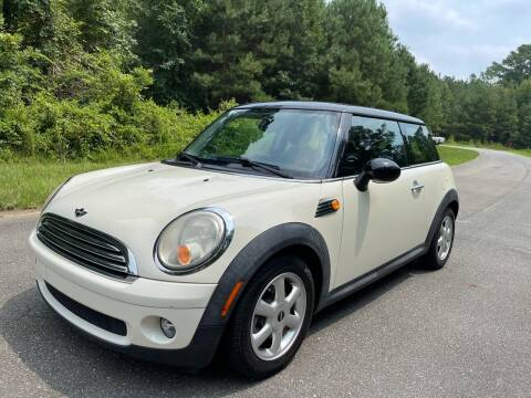 2010 MINI Cooper for sale at Carrera AutoHaus Inc in Clayton NC