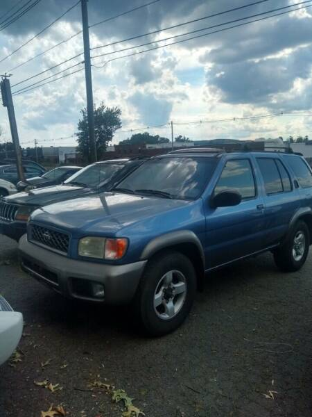 2001 Nissan Pathfinder for sale at Cheap Auto Rental llc in Wallingford CT