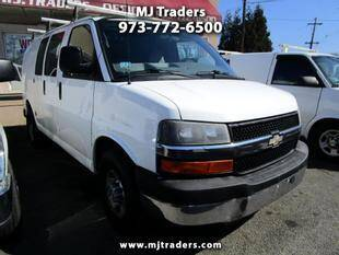 2009 Chevrolet Express Cargo for sale at M J Traders Ltd. in Garfield NJ