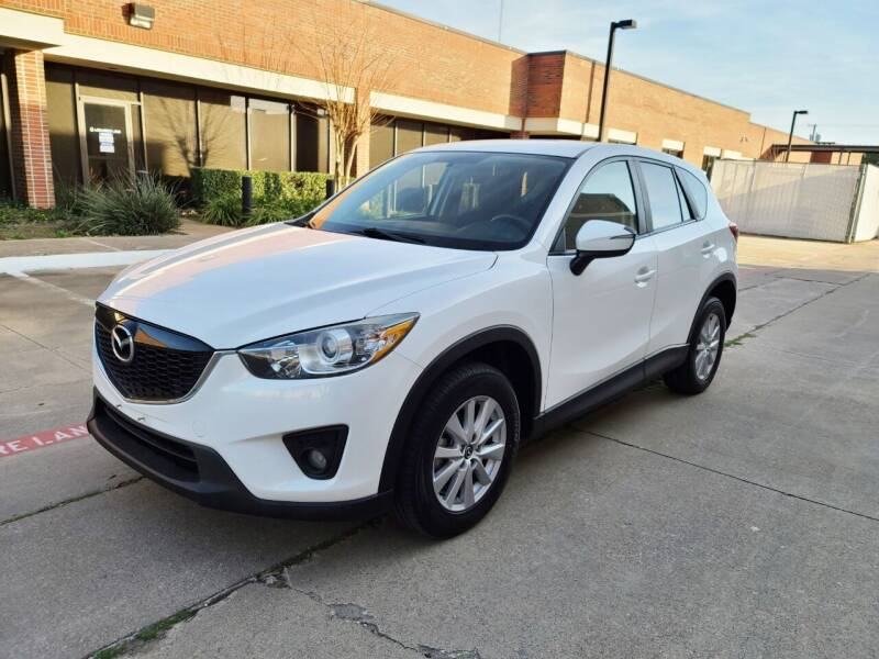 2015 Mazda CX-5 for sale at DFW Autohaus in Dallas TX
