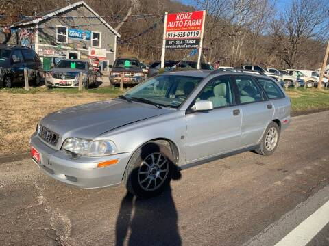 2003 Volvo V40 for sale at Korz Auto Farm in Kansas City KS