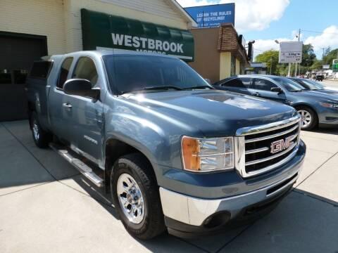 2013 GMC Sierra 1500 for sale at Westbrook Motors in Grand Rapids MI
