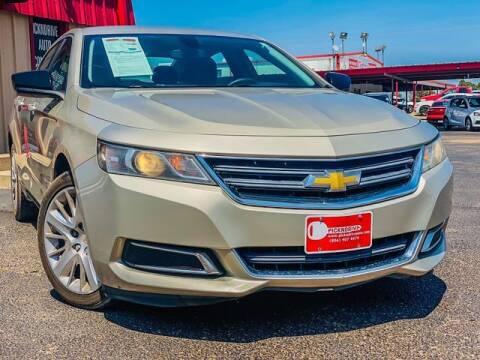 2014 Chevrolet Impala for sale at MAGNA CUM LAUDE AUTO COMPANY in Lubbock TX