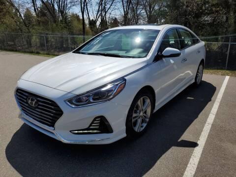 2018 Hyundai Sonata for sale at Ace Auto in Jordan MN