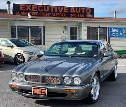 2003 Jaguar XJ-Series for sale at Executive Auto in Winchester VA