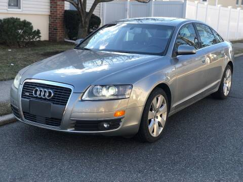 2006 Audi A6 for sale at MAGIC AUTO SALES in Little Ferry NJ