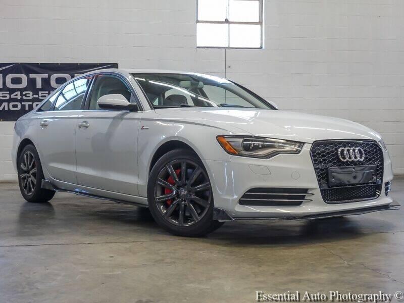 2014 Audi A6 for sale at GB Motors in Addison IL