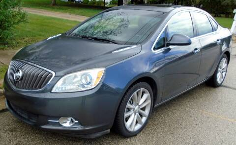 2012 Buick Verano for sale at Waukeshas Best Used Cars in Waukesha WI