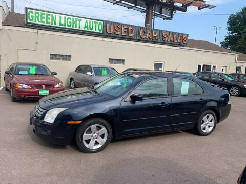 2009 Ford Fusion for sale at Green Light Auto in Sioux Falls SD