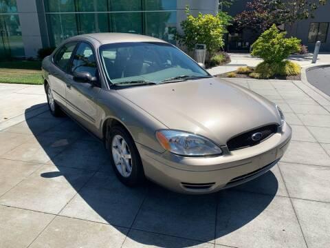 2006 Ford Taurus for sale at Top Motors in San Jose CA
