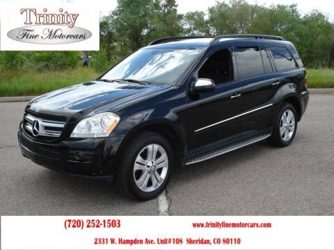 2009 Mercedes-Benz GL-Class for sale at TRINITY FINE MOTORCARS in Sheridan CO