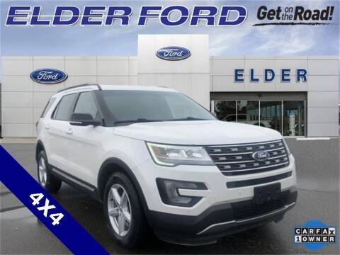 2017 Ford Explorer for sale at Mr Intellectual Cars in Troy MI