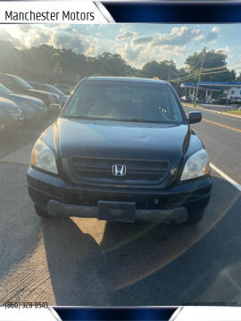 2005 Honda Pilot for sale at Manchester Motors in Manchester CT