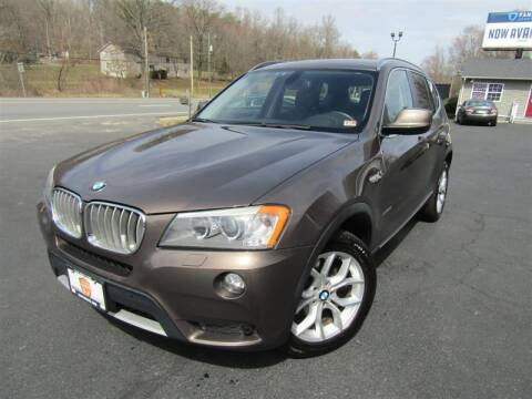 2011 BMW X3 for sale at Guarantee Automaxx in Stafford VA