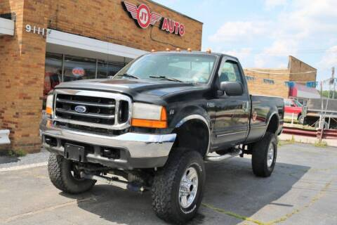 2000 Ford F-250 Super Duty for sale at JT AUTO in Parma OH