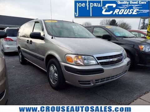 2005 Chevrolet Venture for sale at Joe and Paul Crouse Inc. in Columbia PA