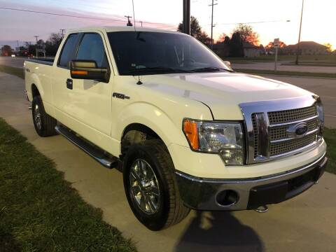 2012 Ford F-150 for sale at Wyss Auto in Oak Creek WI