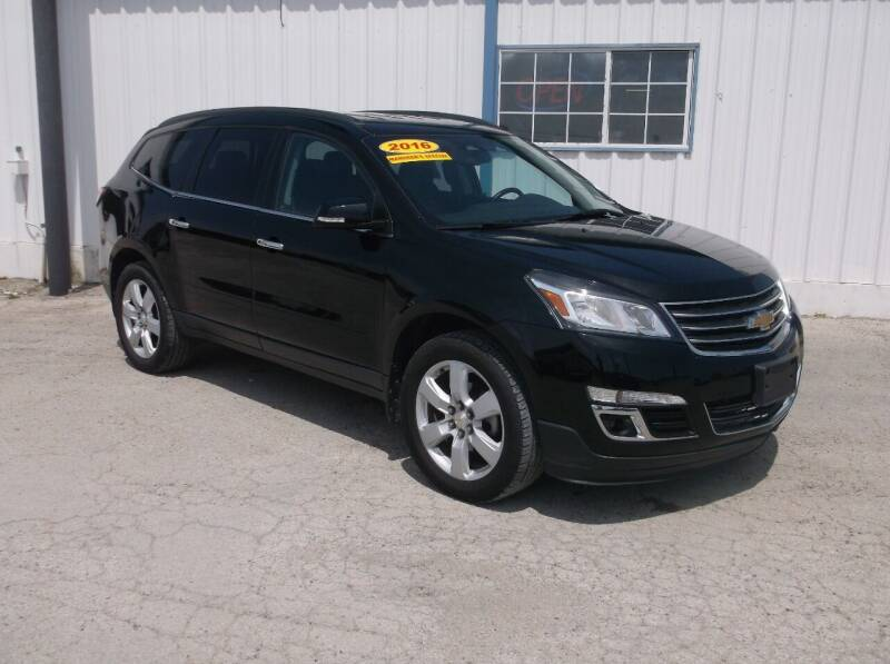 2016 Chevrolet Traverse for sale at AUTO TOPIC in Gainesville TX