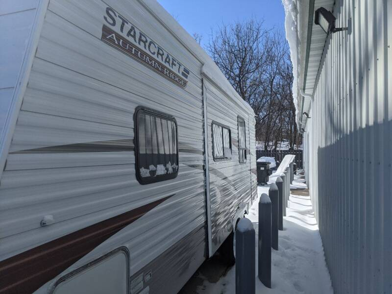 2012 JAYCO STARCRAFT 256BHS for sale at AmericAuto in Des Moines IA