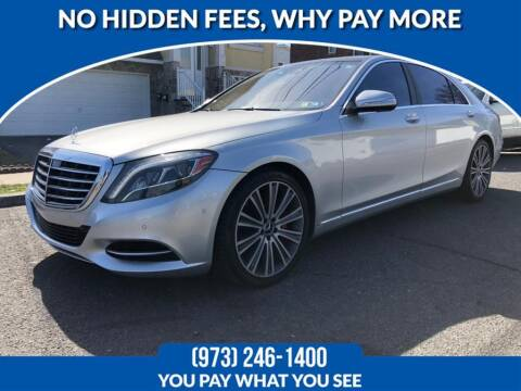 2014 Mercedes-Benz S-Class for sale at Route 46 Auto Sales Inc in Lodi NJ